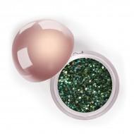 "Сияющий блеск для век ""Глиттер"" Crystalized Glitter LASplash Appletini: фото"