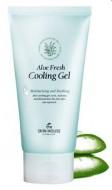 Гель для тела охлаждающий Алоэ THE SKIN HOUSE Aloe fresh cooling gel 100мл: фото