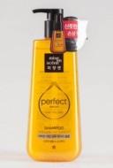 Шампунь для объема поврежденных волос MISE EN SCENE Perfect Serum Shampoo Airy Volume: фото