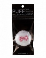 Пуф для румян TONY MOLY Petite mini puff: фото