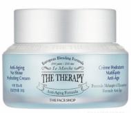 Крем антивозрастной увлажняющий THE FACE SHOP The therapy anti-aging hydrating cream 50 мл: фото