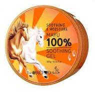 Многофункциональный гель из 100% ферментированного лошадиного жира THE ORCHID SKIN Horse Fat Soothing Gel 300 мл: фото