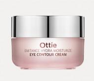 Увлажняющий крем вокруг глаз с гиалуроновой кислотой OTTIE Emitance Hydra Moisturize Eye Contour Cream 40мл: фото