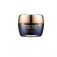 Крем для лица увлажняющий с муцином Черной улитки 60% STEBLANC 50мл: фото