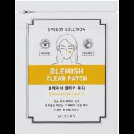 Патч для лица MISSHA Speedy Solution Blemish Clear Patch: фото