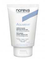 Крем для рук восстанавливающий Noreva Aquareva 50 мл: фото