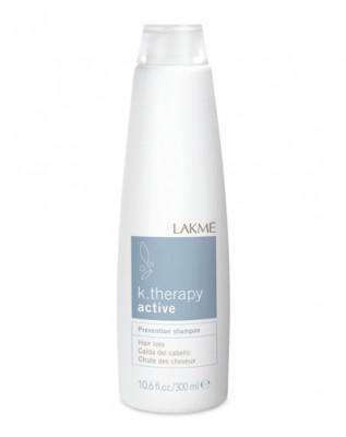 Шампунь против выпадения волос LAKMÉ PREVENTION SHAMPOO HAIR LOSS 300 мл: фото