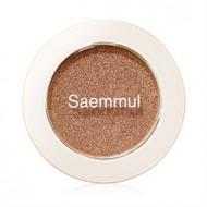 Тени для век мерцающие THE SAEM Saemmul Single Shadow Shimmer BR05 2гр: фото