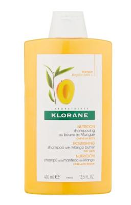 Шампунь с маслом Манго для сухих, поврежденных волос Klorane Dry Hair 400мл: фото