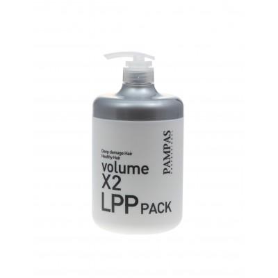 Маска для волос восстанавливающая PAMPAS 1000мл: фото