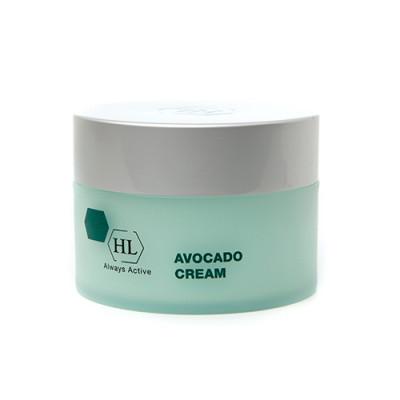 Крем с авокадо для сухой, обезвоженной кожи Holy Land Avocado Cream 250 мл: фото