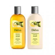 Шампунь для укрепления ослабленных волос D`oliva Limoni di Amalfi 200мл: фото