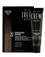 Камуфляж для седых волосAmerican Crew PRECISION BLEND Средний натуральный 4/5, 3*40мл: фото