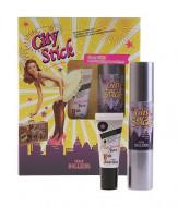 Набор Корректор+Основа под макияж Baviphat Urban Dollkiss City Essence Cover-Stick 23 & Out-Focusing Pore Primer 10гр/4мл: фото
