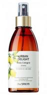 Спрей для тела парфюмированный URBAN DELIGHT Body Cologne [Citron] 150мл: фото