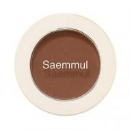 Тени для век матовые THE SAEM Saemmul single shadow Matt RD04 1,6г: фото