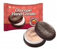 Крем для рук THE SAEM Chocopie Hand Cream Grapefruit 35мл: фото