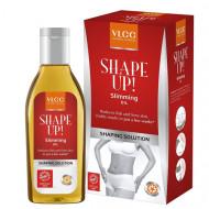 Масло моделирующее с эффектом похудения VLCC SHAPE UP 100мл: фото