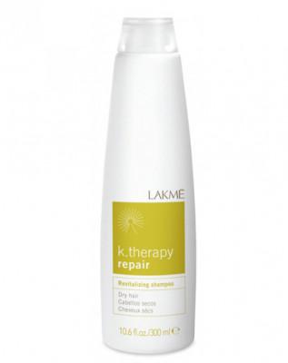 Шампунь восстанавливающий для сухих волос LAKMÉ REVITALIZING SHAMPOO DRY HAIR 300мл: фото