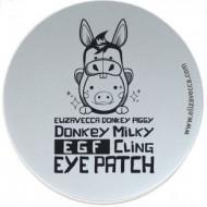 Патчи для глаз Elizavecca Donkey Piggy Milky EGF Cling Eye Patch 70гр: фото