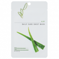 Тканевая маска с алое EUNYUL ALOE DAILY CARE SHEET MASK 22г: фото