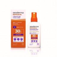 Солнцезащитный прозрачный спрей Sesderma REPASKIN SPF30 200мл: фото