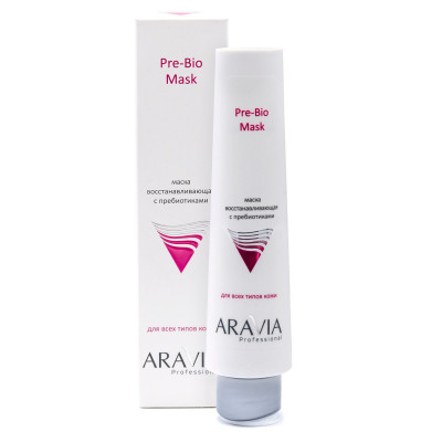 Маска восстанавливающая с пребиотиками ARAVIA Professional Pre-Bio Mask 100 мл: фото