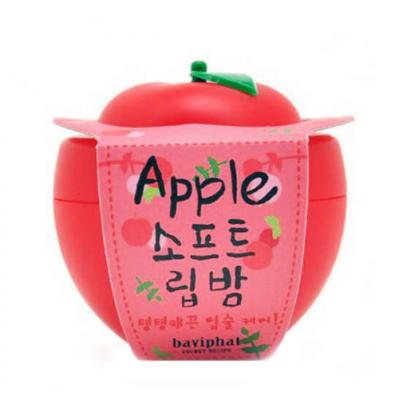 Бальзам для губ яблоко Baviphat Urban Dollkiss Apple Soft Lip Balm 6г: фото