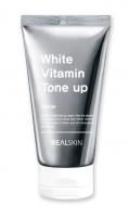 Крем для лица REALSKIN White Vitamin Tone-Up Cream 100г: фото