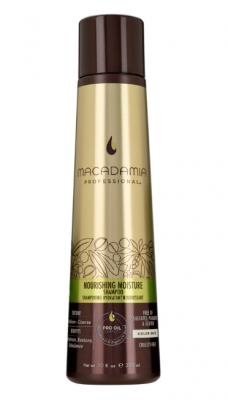 Шампунь питательный для всех типов волос Macadamia Nourishing moisture shampoo 300мл: фото