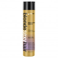 Шампунь корректирующий сияющий Блонд SEXY HAIR Bright Blonde Shampoo 300мл: фото