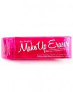 Салфетка для снятия макияжа MakeUp Eraser розовая: фото
