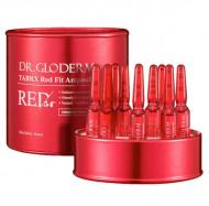 Эссенция для лица ампульная DR.GLODERM TABRX Red Fit 2мл*10: фото