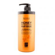 Маска для волос питательная Daeng Gi Meo Ri HONEY INTENSIVE HAIR MASK 1000мл: фото