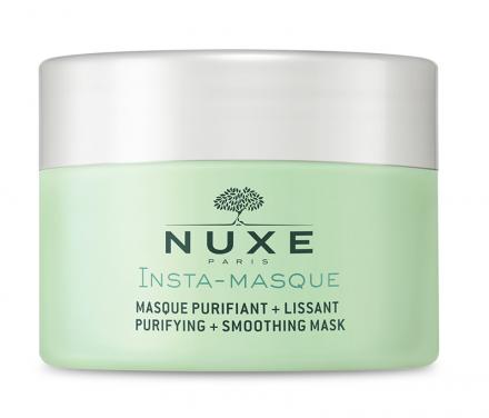 Маска очищающая разглаживающая для лица Nuxe Insta-Masque 50 мл: фото