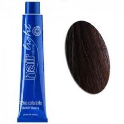 Крем-краска для волос Hair Company Hair Light Crema Colorante 5.01 светло-каштановый натуральный сандрэ 100мл: фото