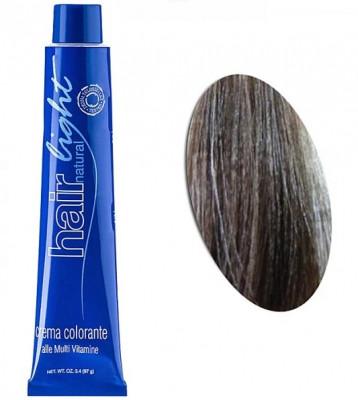 Крем-краска для волос Hair Company Hair Light Crema Colorante 7.01 русый натуральный сандрэ 100мл: фото