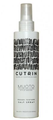 Спрей солевой для раф текстуры CUTRIN MUOTO ROUGH TEXTURE SALT SPRAY 200мл: фото