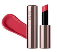Помада для губ с эффектом влажного блеска THE SAEM Studio Pro Shine Lipstick CR01 Flat Coral: фото