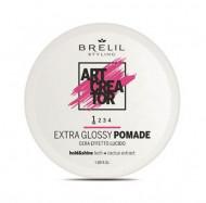 Помада для волос экстра-блеск BRELIL ART CREATOR EXTRA GLOSSY POMADE 50 мл: фото
