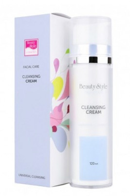 "Очищающие сливки для всех типов кожи Beauty Style ""Cleansing universal"" 120 мл: фото"