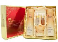 Антивозрастной набор DEOPROCE Whee Hyang Skin Care 5 Set: фото