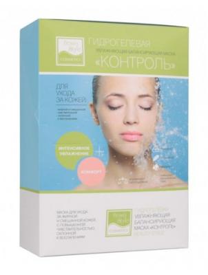 Гидрогелевая увлажняющая балансирующая маска для смешанной и жирной кожи Beauty Style КОНТРОЛЬ 1шт: фото