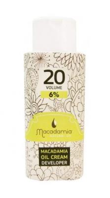 Окислитель для краски для волос Macadamia Oil Cream Developer 6% - 20 Vol. 150мл: фото