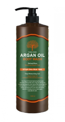 Гель для душа АРГАНОВОЕ МАСЛО EVAS Char Char Argan Oil Body Wash 1500 мл: фото