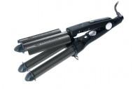 Плойка-волна Hairway Titanium Tourmaline 22-19-22 мм 110 Вт: фото