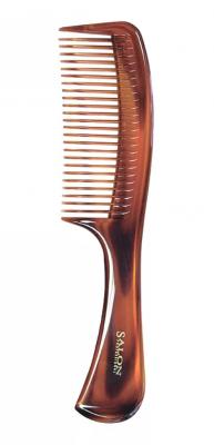 Расческа-гребеньс ручкой Hairway Salon 225мм: фото