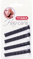 Невидимки волнистые Titania 7см черные 20шт: фото