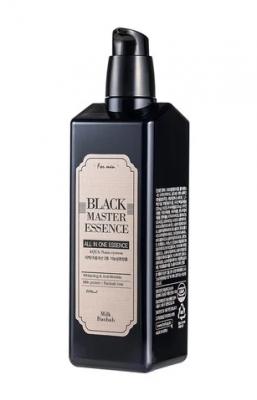 Эссенция всё-в-одном для мужчин MILK BAOBAB Black Master Essence For Man 200мл: фото