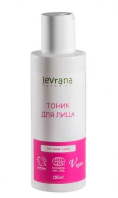 Тоник для сухой кожи лица Levrana 150мл: фото